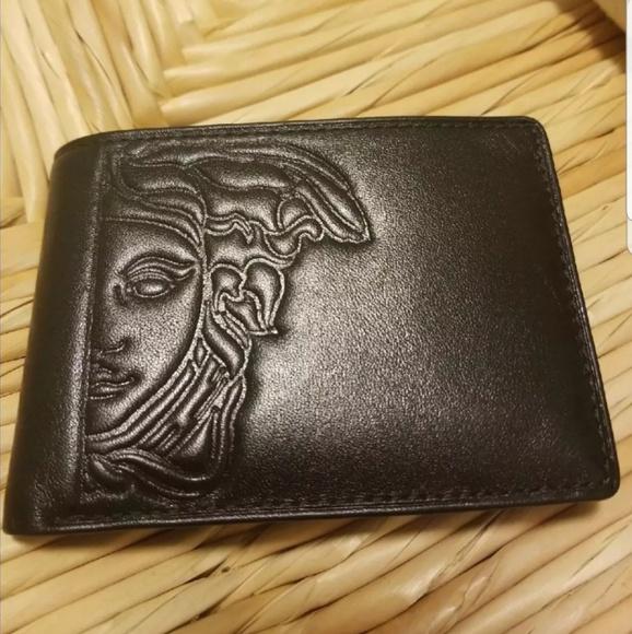f07f3a43d5a Versace Bags | Bifold Wallet | Poshmark
